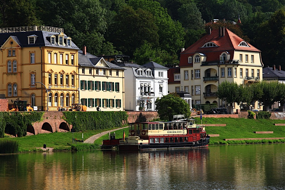 SIGHTSEEING IN Heidelberg -