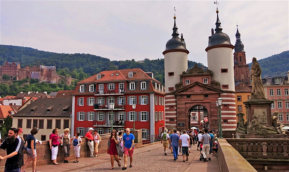 SHOPPING UND KULTUR IN Heidelberg -