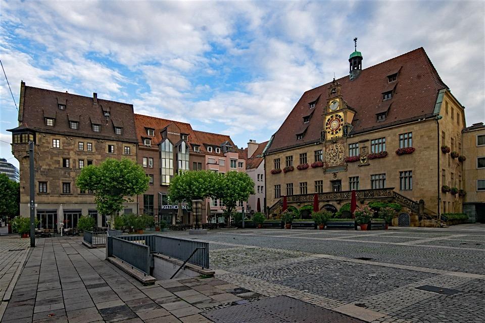 SHOPPING UND KULTUR IN Heilbronn -