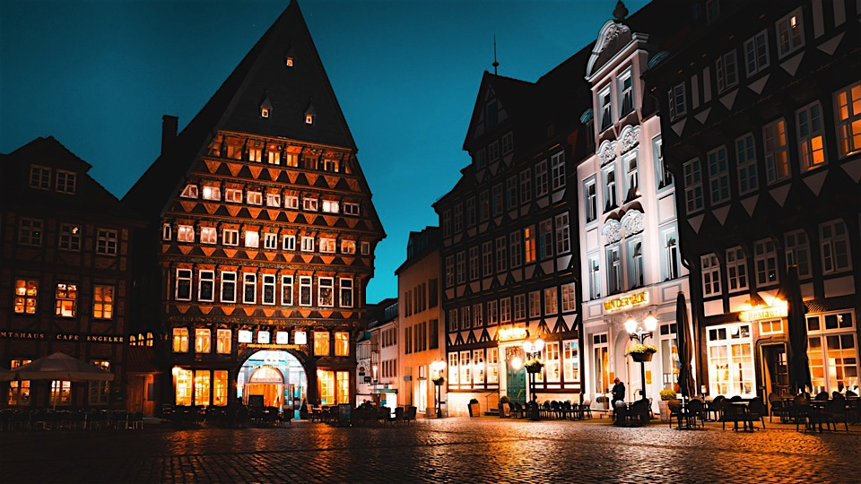 SHOPPING UND KULTUR IN Hildesheim -