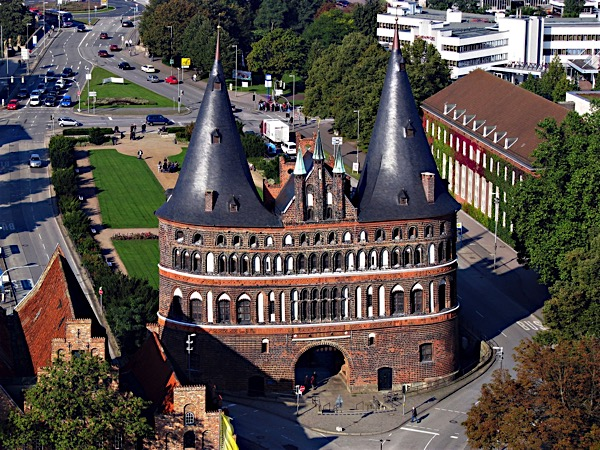 SIGHTSEEING IN Lübeck -