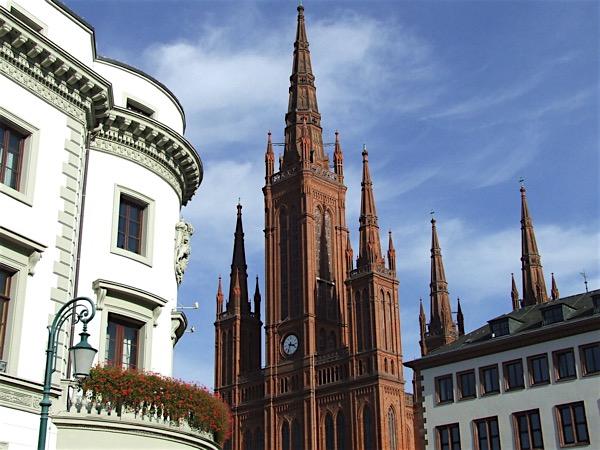 SHOPPING UND KULTUR IN Wiesbaden -