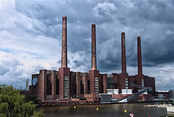 SIGHTSEEING IN Wolfsburg -