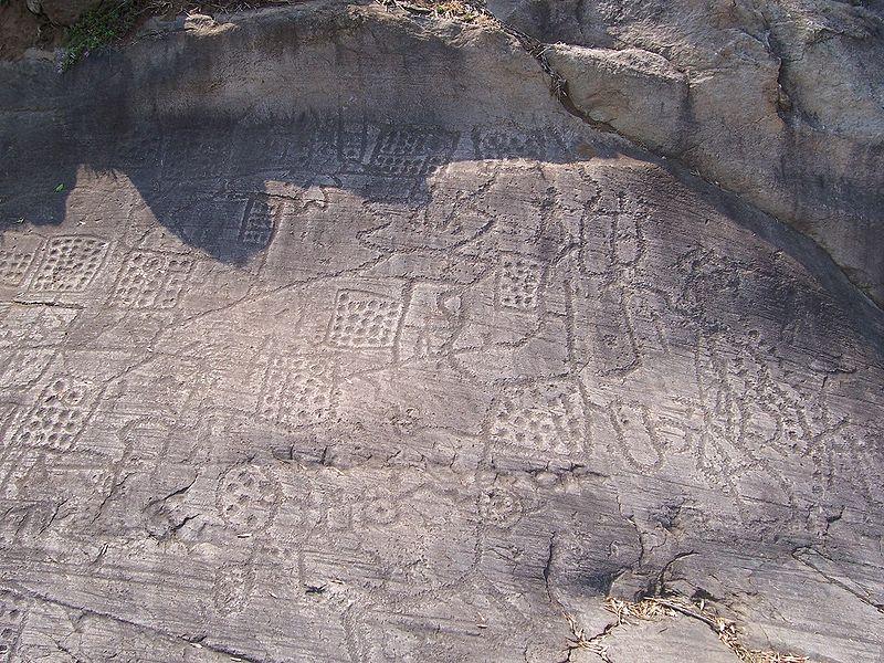 Bedolina   15'000 v. Chr.   Italien