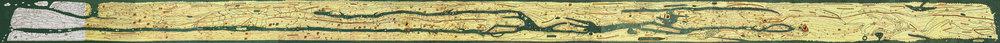 Tabula Peutingeriana   1. Jh., römisches Reich