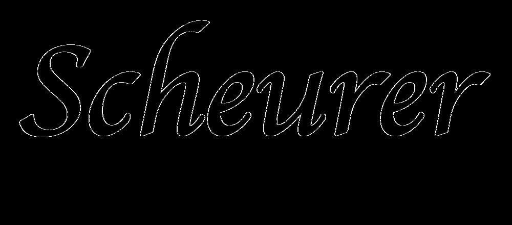 Scheurer_logo_bw