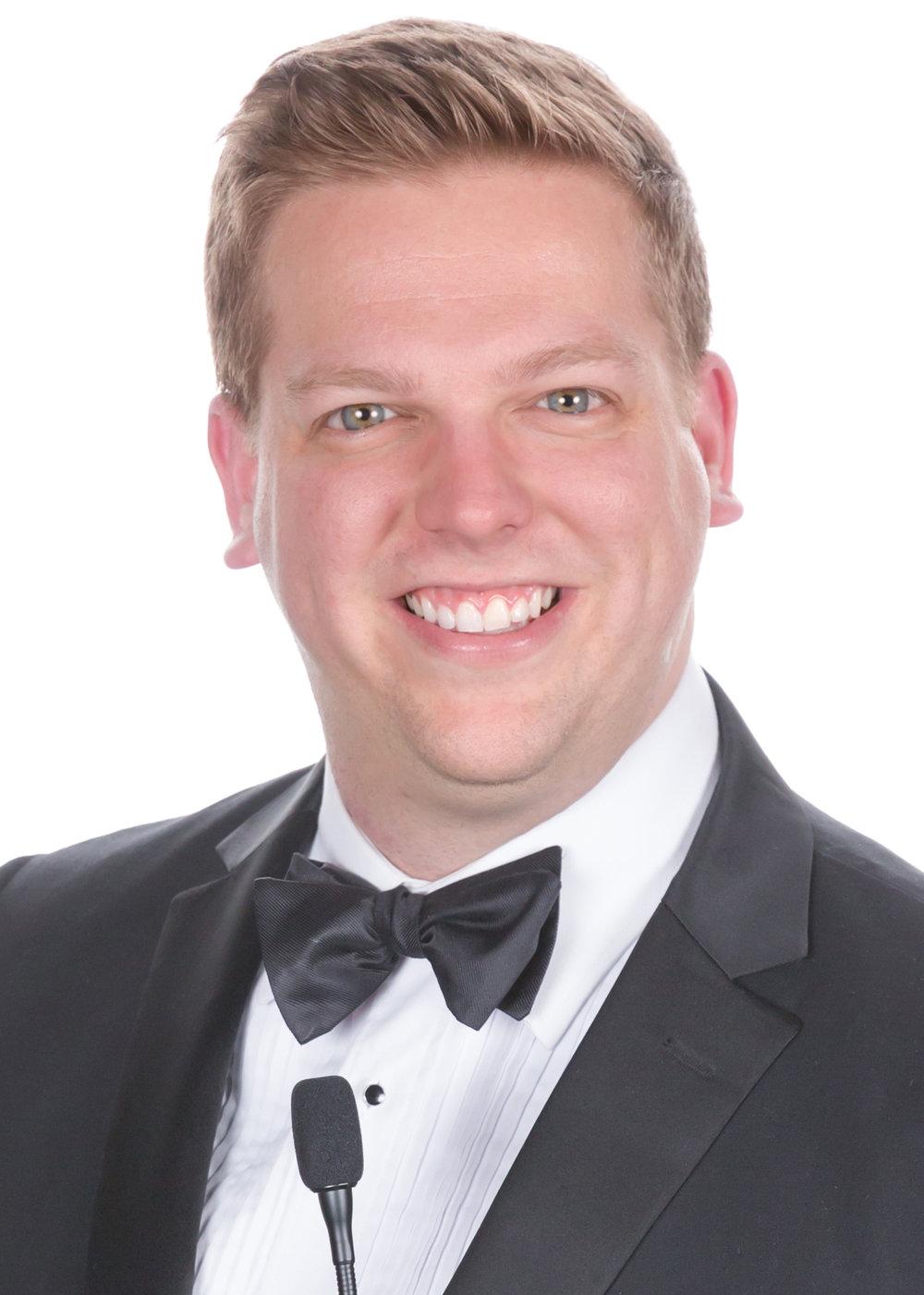 Clark Ramsey | Executive Producer & Host On staff since 2011