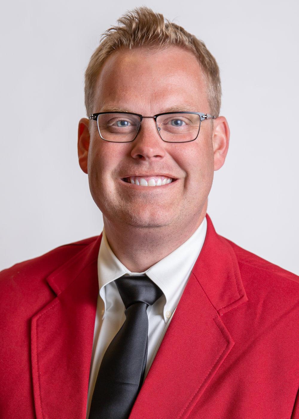 Ryan Ramsey | Director of Lighting On staff since 2011