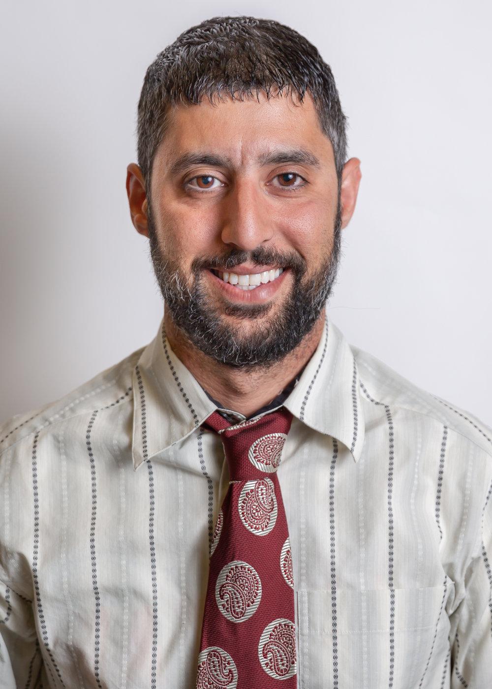 Aaron Nardi | Technical Director On staff since 2013
