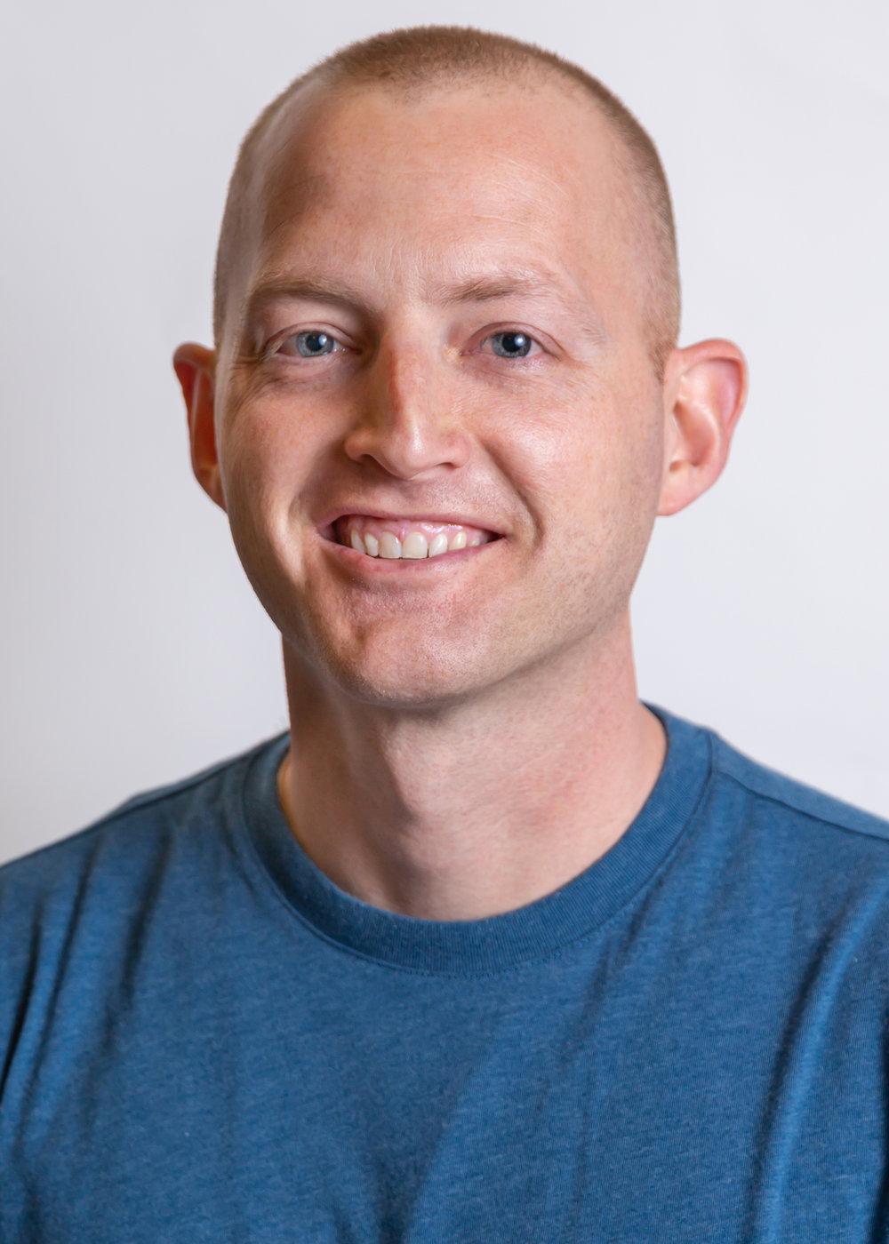 Jay O'Neil | Lighting & Set Logistics On staff since 2014