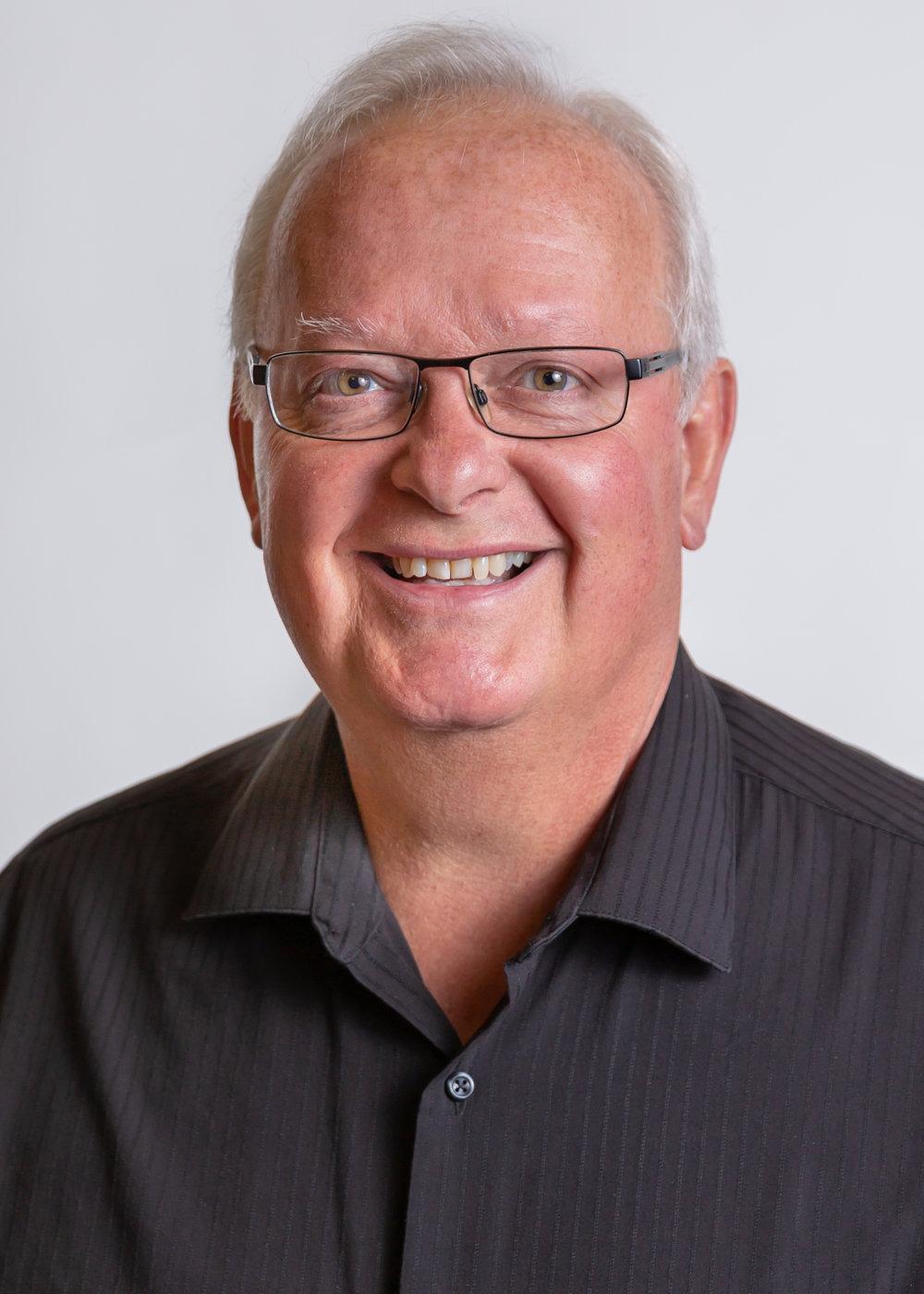 Dwight Gascho | Carnac On staff since 2016