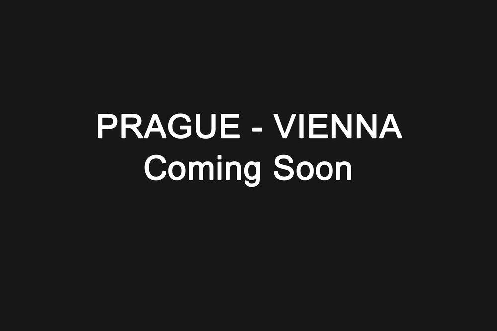 PRAGUE - VIENNA