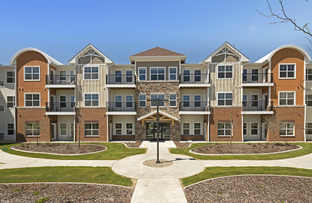 Chaska Heights Senior Living  66 Independent Units & 72 Assisted Living Units - Chaska, MN