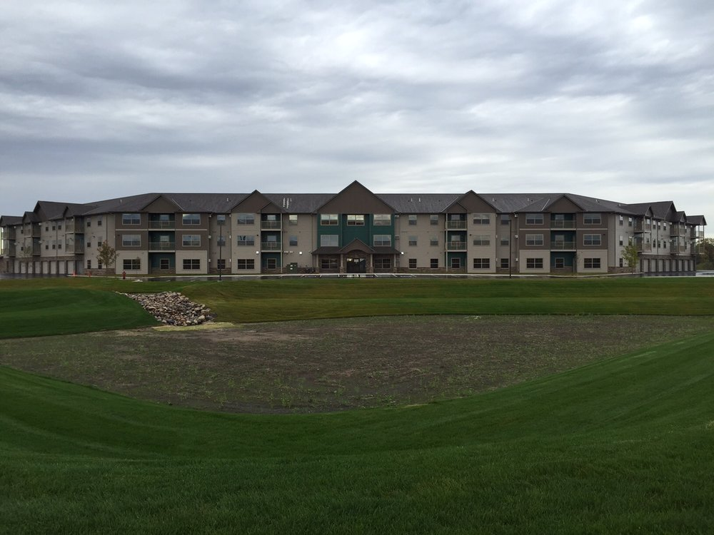 Stone Manor Development Ph I & II  Phase I - 63 Units & Phase II - 67 Units - Alexandria, MN