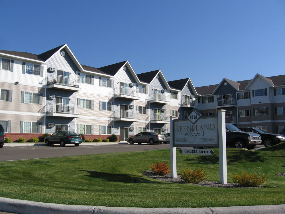 Keeneland Village I & II  Phase I - 59 Units & Phase II - 41 Units - Sartell, MN