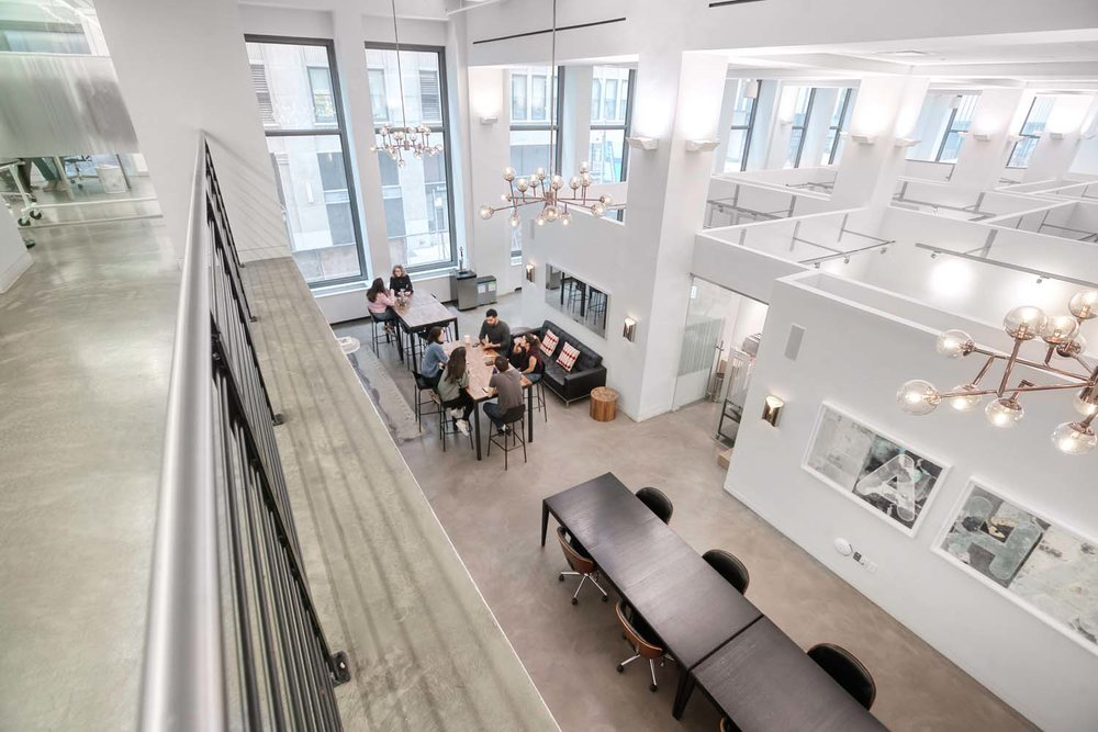 Memberships - Co-Working and Virtual Memberships: From a address to daily workspace with private meeting rooms and phone booths, we have options for all stages.