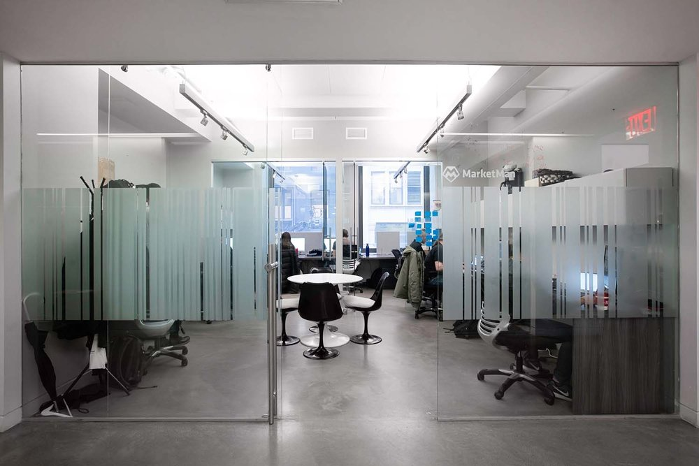 Private Office with an Inner Office