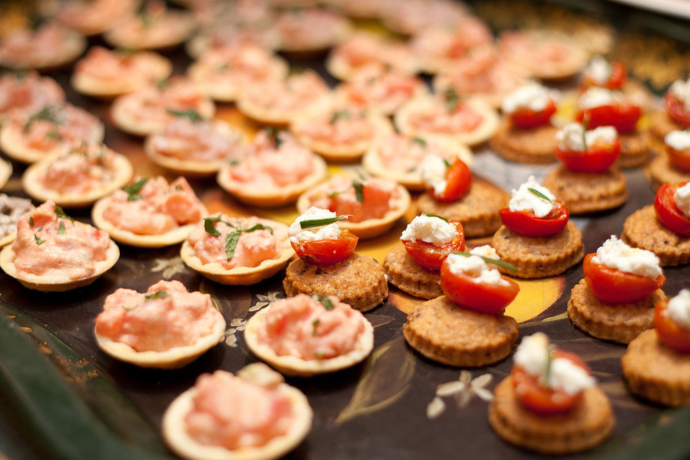 Hors D'oeuvres -