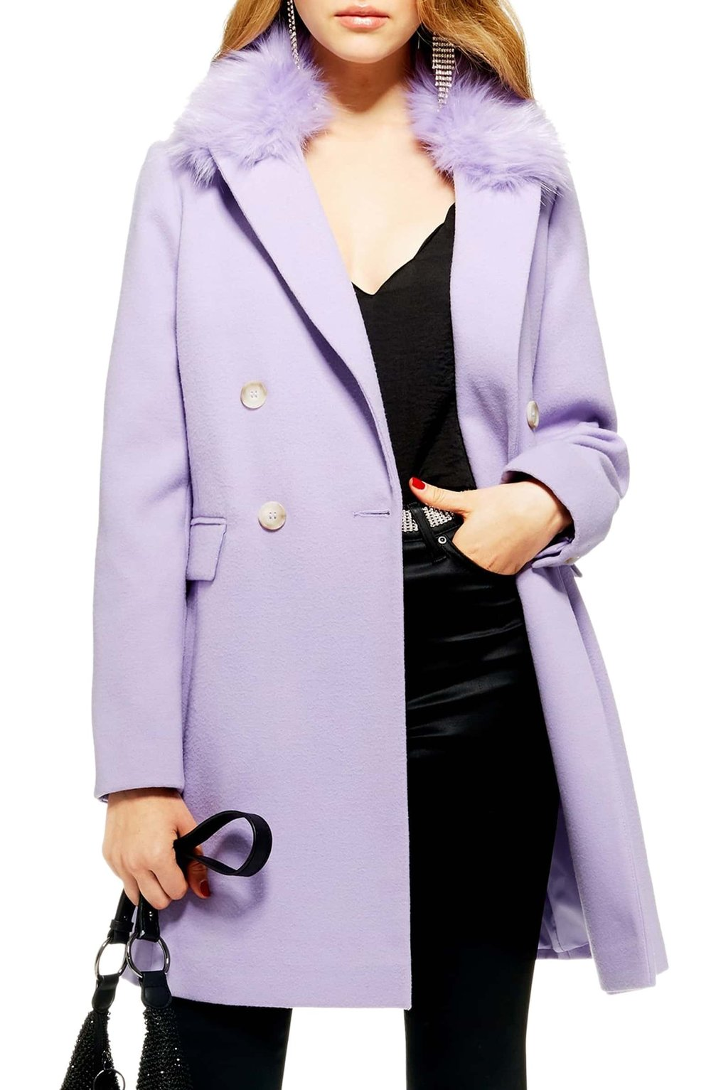 Statement Coat - 40% OFF