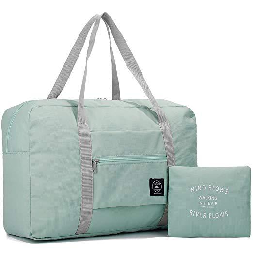 Wandf Foldable Travel Duffel Bag -