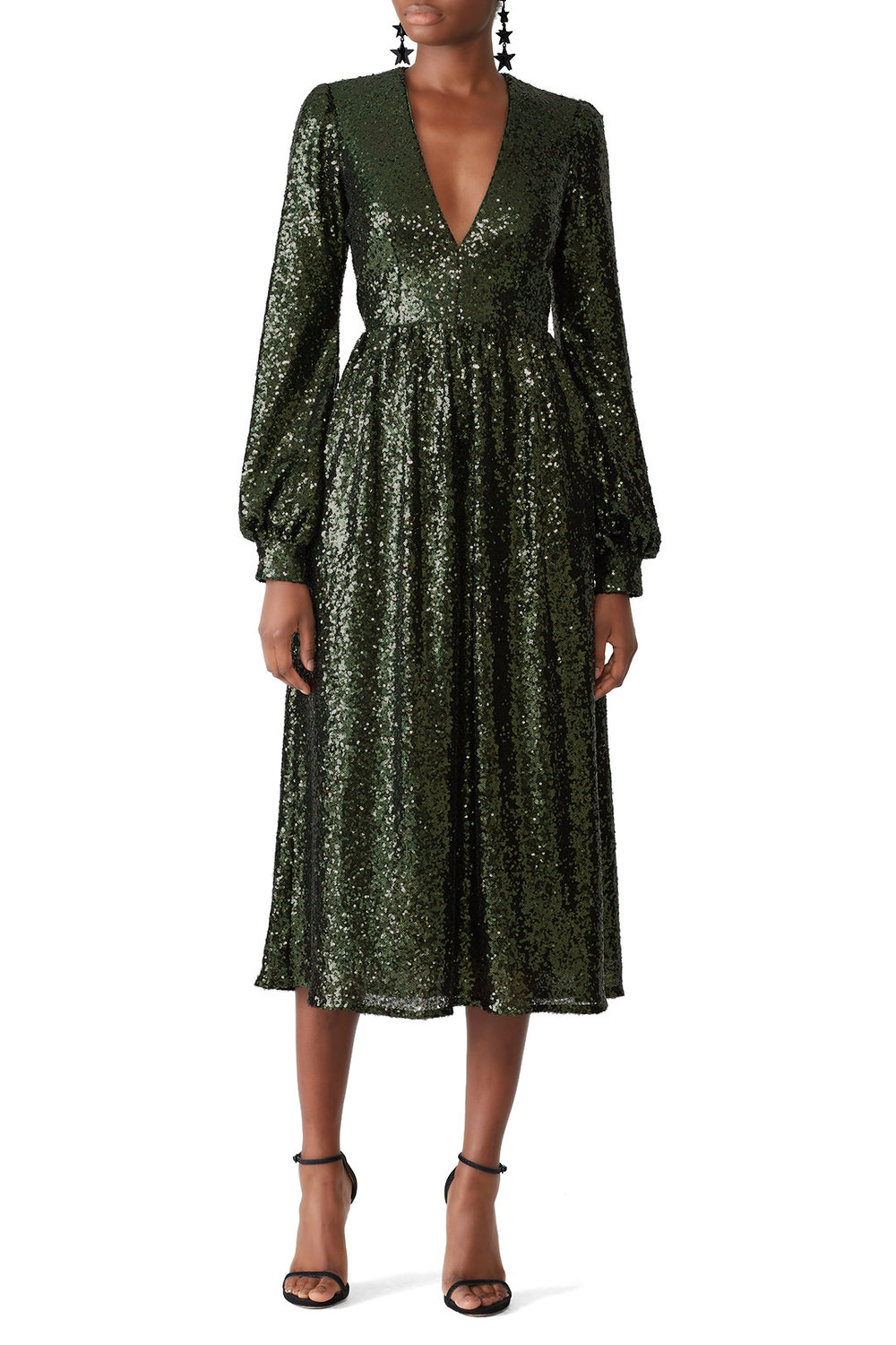 SALONI Camille-B Dress - See a theme here? Sequins. Need I say more?
