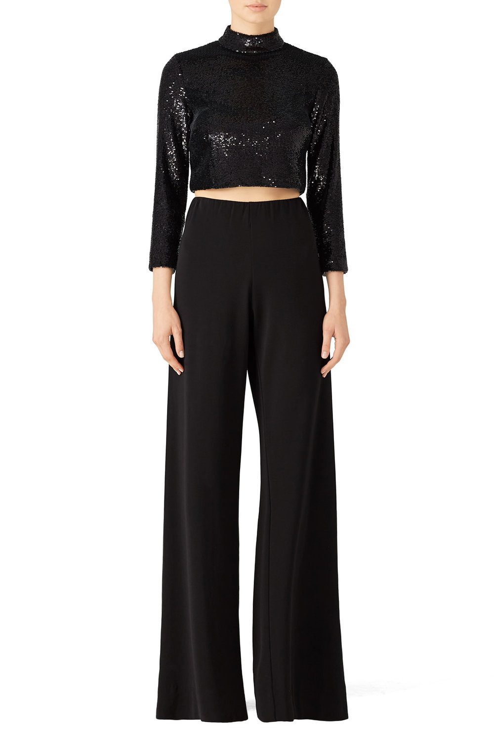A.L.C. Keegan Top - I love me a good crop top. And this one has sequins…so it's a double win!