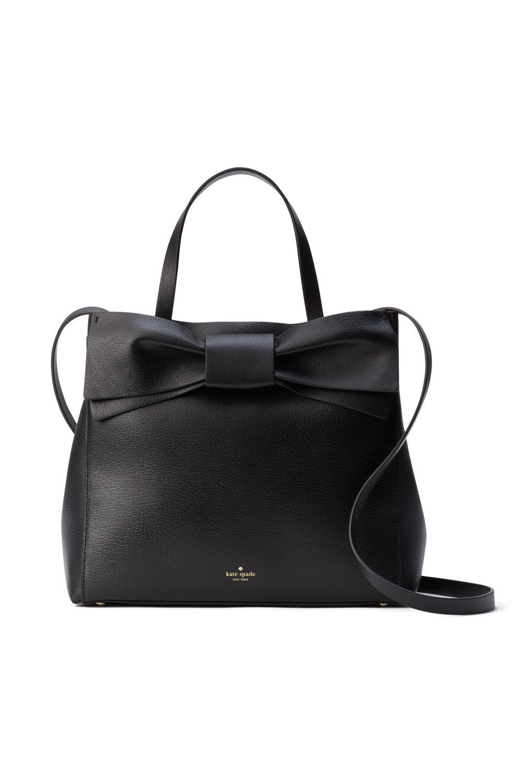 Kate Spade Black Brigette Bag - Dis cute. Rent it.
