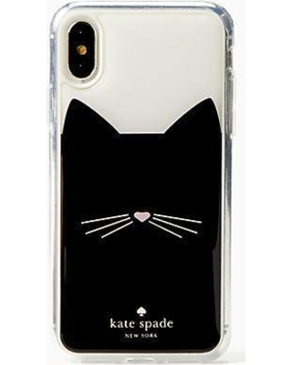 I cat hear you… - Sorry….tried to be punny, idk if it worked. This is a cute phone case and it only gives subtle cat lady vibes so only a few people will know you're actually crazy.