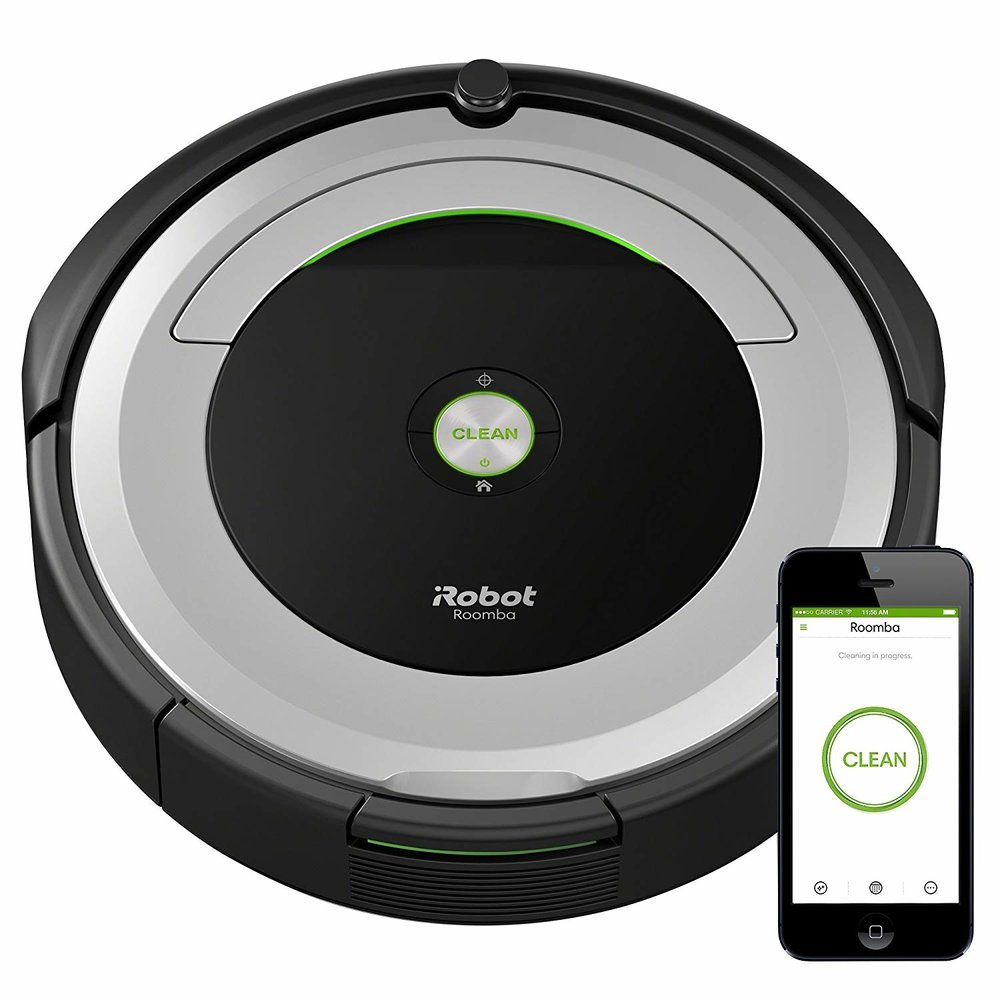 Yeah…you're gonna need this - If you don't see yourself vacuuming cat hair and litter until the day you die you should invest in one of these bad boys. I just bought one and I can't imagine life without Dobby (that's my Roomba's name)