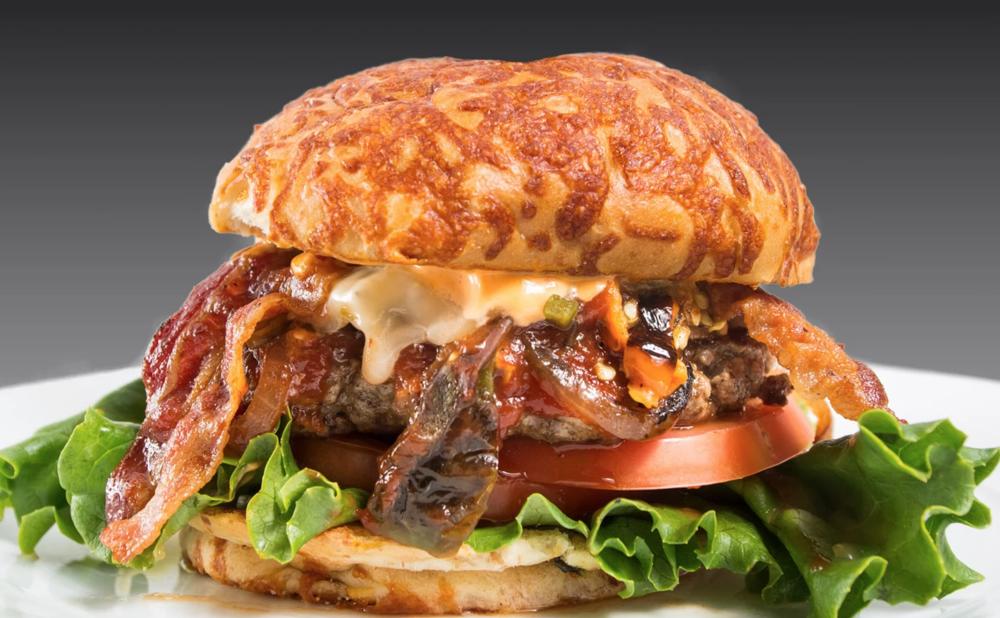 Photo: Grill A Burger