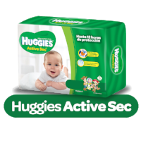 HUGGIES ACTIVE SEC