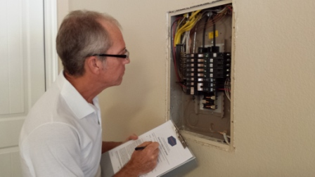 Electrical Sub-panel Box Inspection