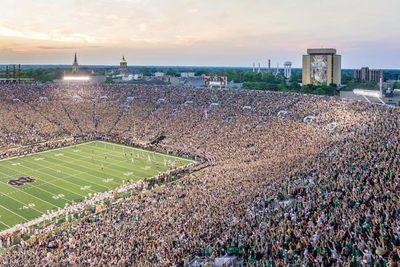 TAILGATE TO BEAT DUCHENNE 2019 - TBDNotre Dame vs. ?Notre Dame , IN