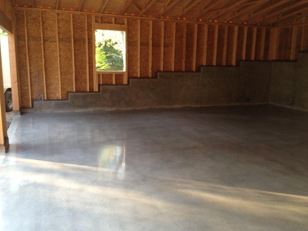 Grey Honed Garage.JPG