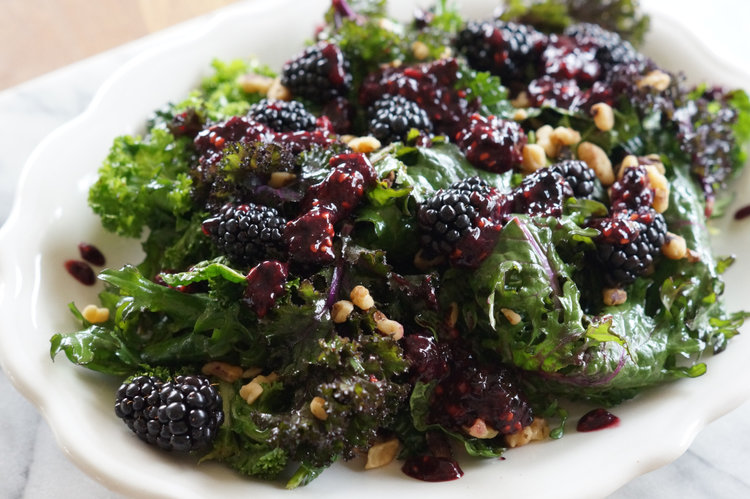 Mint Walnut Blackberry Kale Salad 1.jpg
