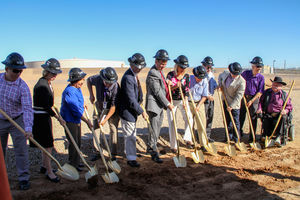 Ground Breaking Ceremony for new Gateway College/Surprise Water Treatment Training and Lab Facilities in District 6*
