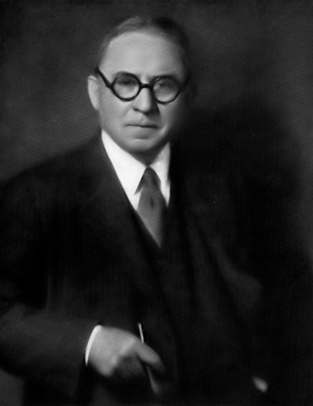 T. Gilbert Pearson in the 1930's