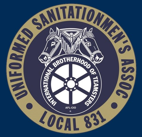 Uniformed Sanitationmen's Association Local 831