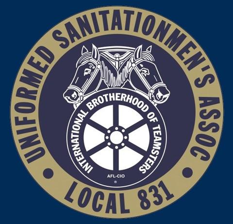 Uniformed Sanitationmen's Association Local 831