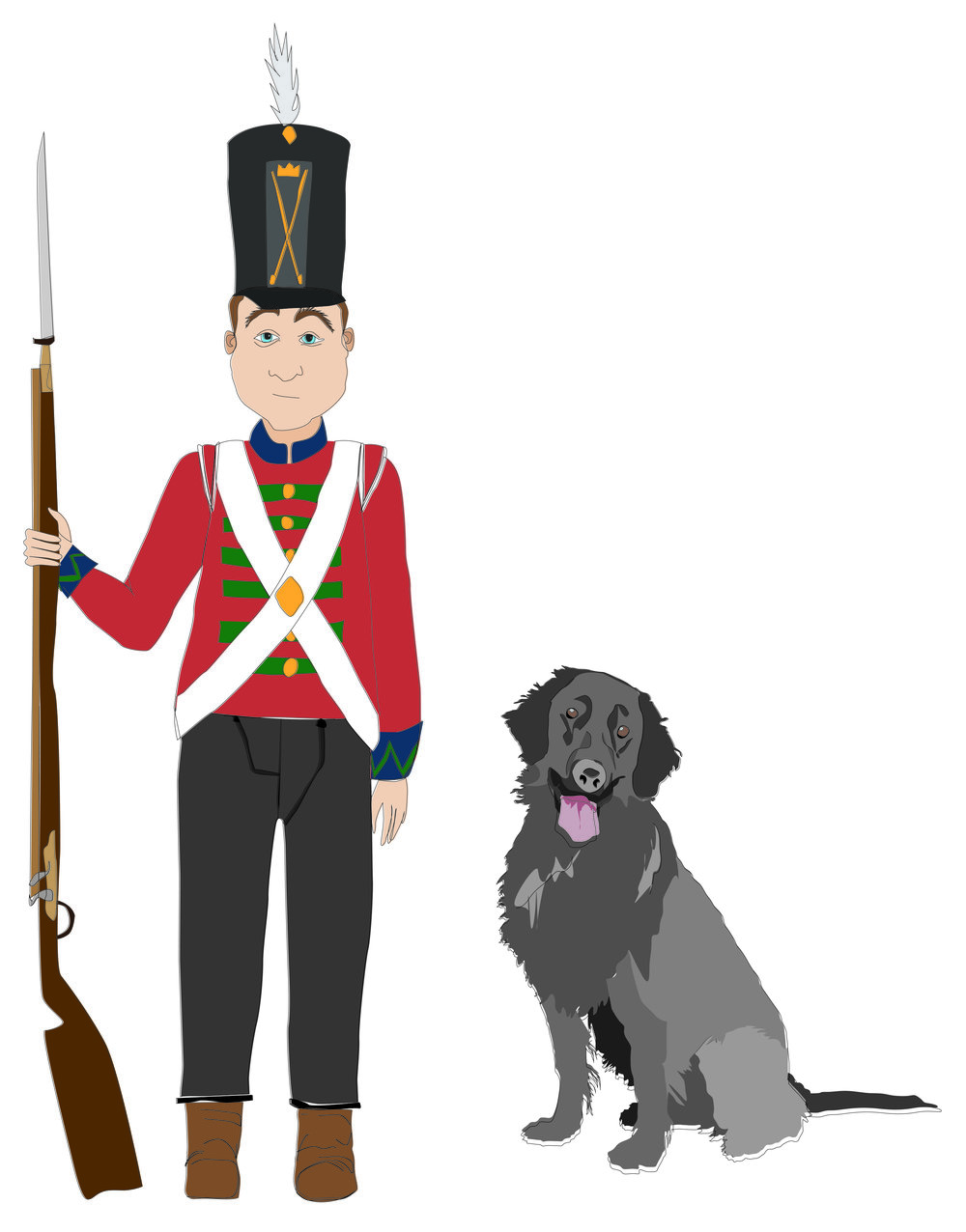 Completed Soldier and dog.jpg
