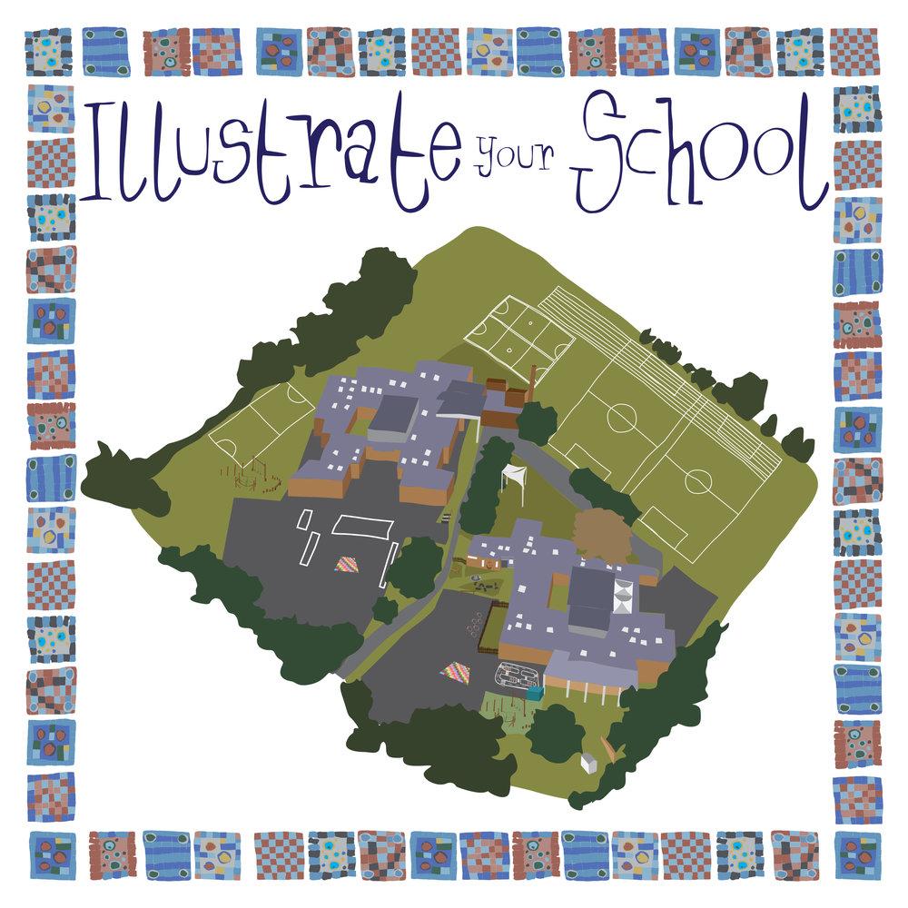 Illustrate your school