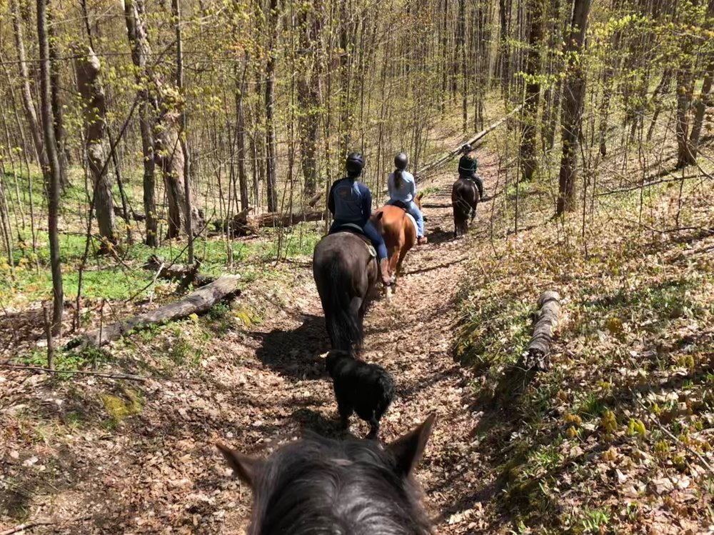Trail ride Glen Oro 2 Oro-Medonte