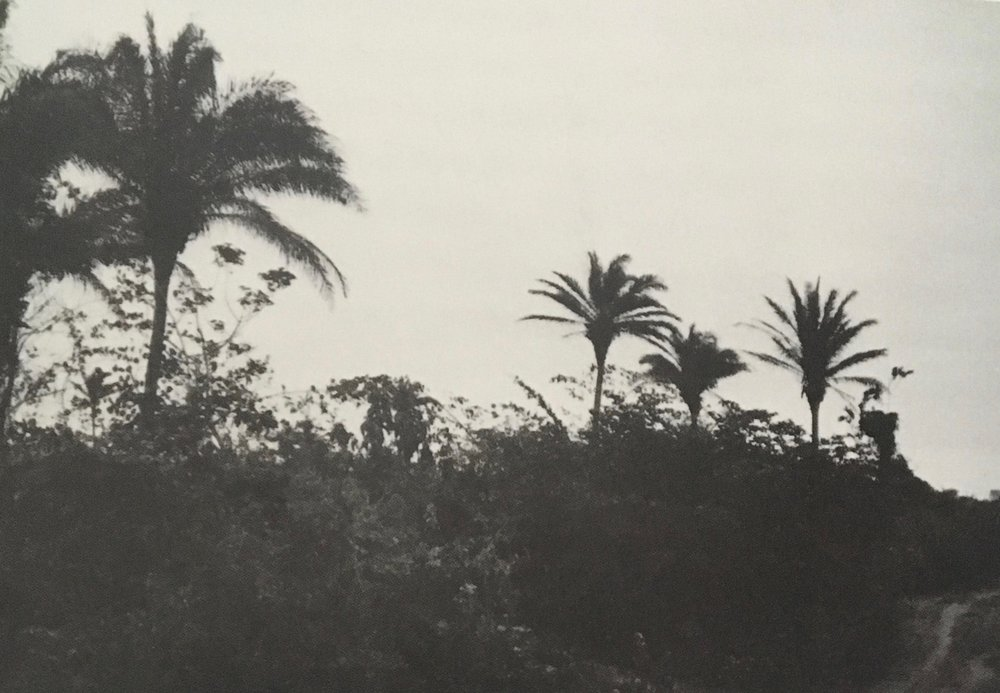 Photography taken by Kurt Kocherscheidt during his travel through South America; specific location unknown but most likely Ecuador, c.1972