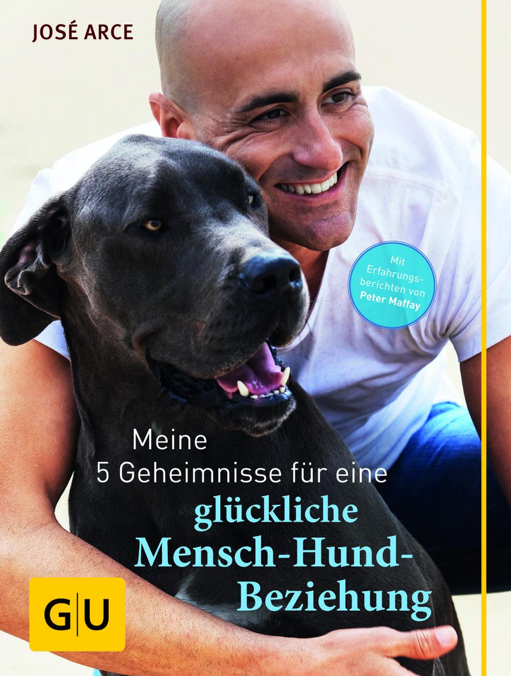 José Arce: Meine 5 Geheimnisse für eine glückliche Mensch-Hund-Beziehung