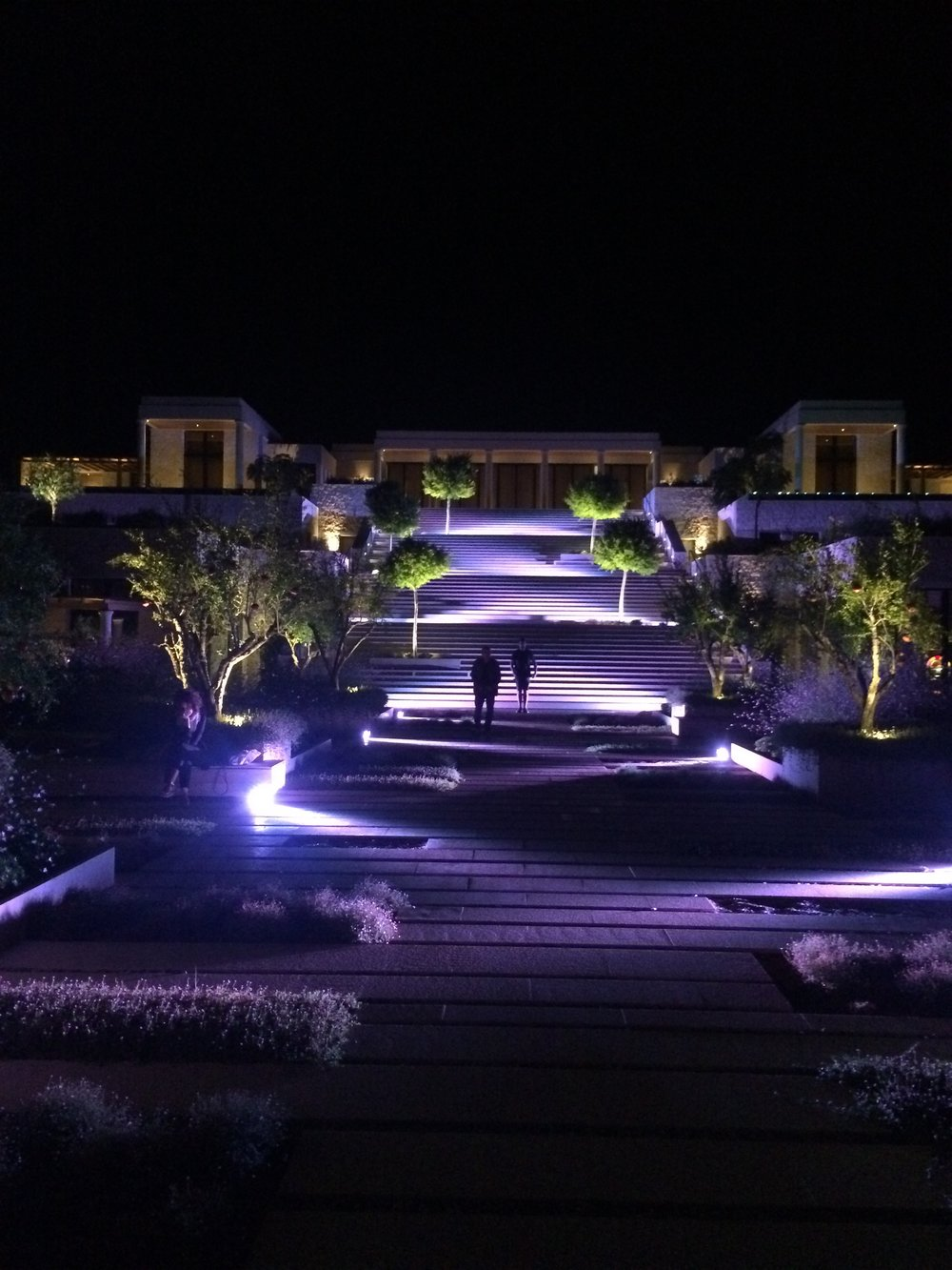 AMANZOE - Entrance of the couple