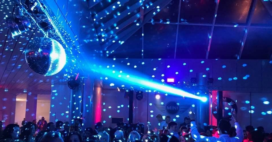 Party lights - Discoball