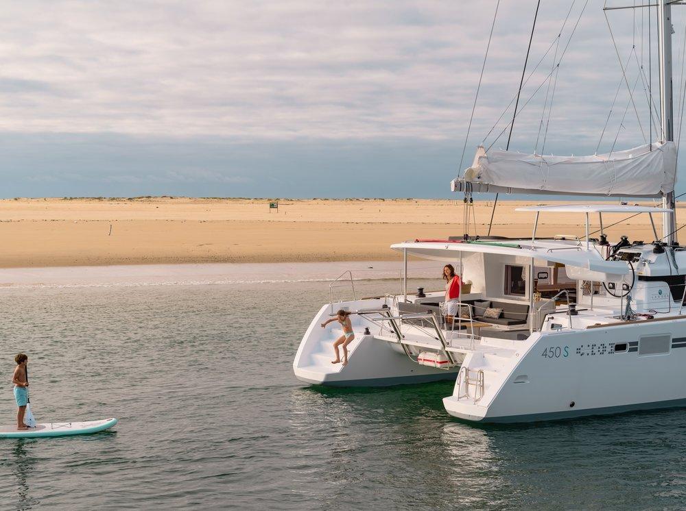 2018 Lagoon 450s - Azulita