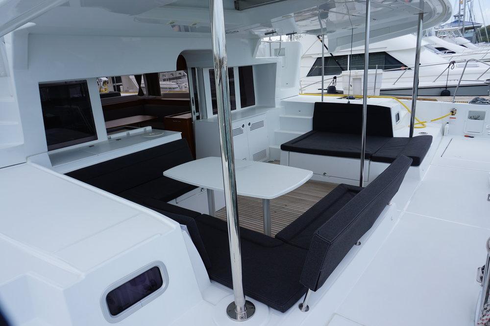 2019 Lagoon 450F - Chimera