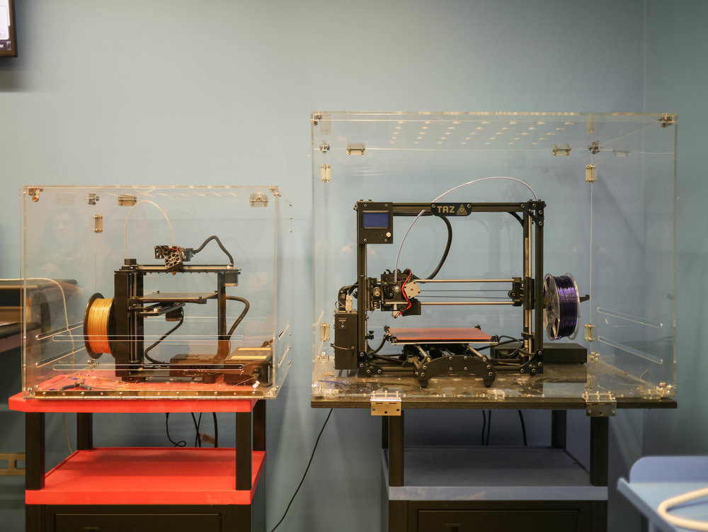 3D printers are now open to students at the Croton Free Library.