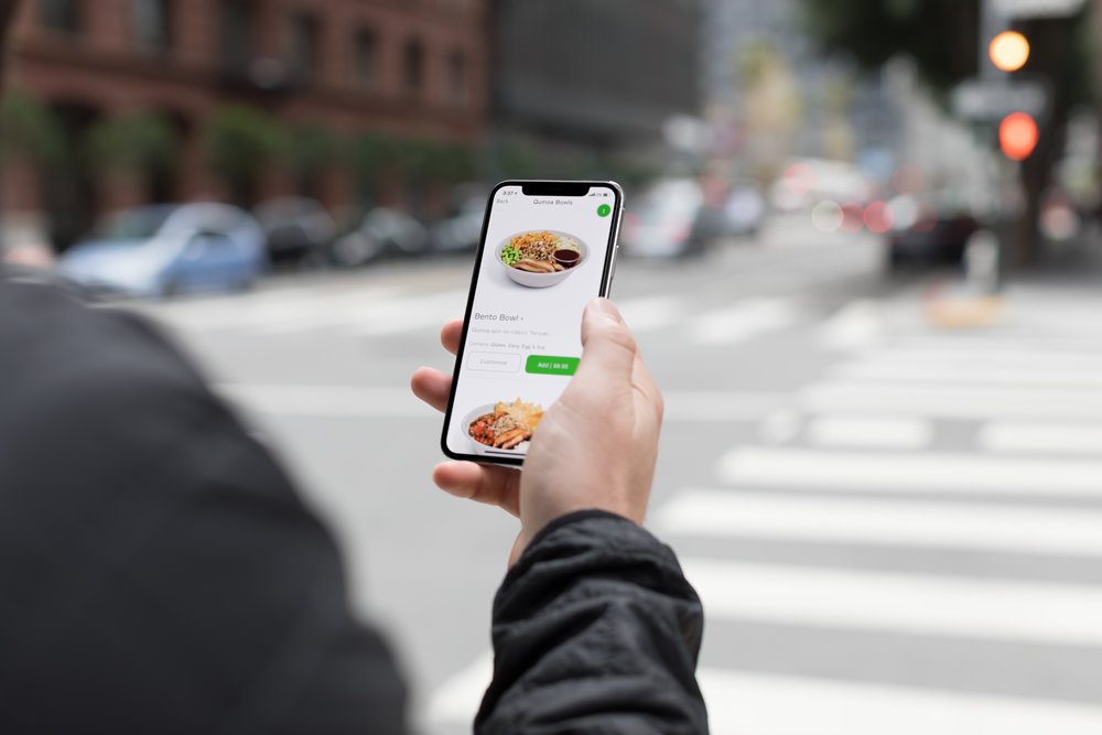 Mobile Applications - Drive higher visit frequency and put your brand first with beautifully tailored mobile ordering appsCustomers are able to create and manage their accounts, add payment methods, browse the menu, and place orders